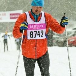 Skiing 90 km - Kurt Ek (8742)