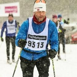 Skiing 90 km - Håkan Karmbäck (9313)
