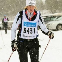 Skiing 90 km - Elin Larsson (8431)