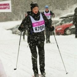 Skiing 90 km - Ylva Thorén (8708)