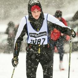 Skiing 90 km - Christina Segerholt (1087)