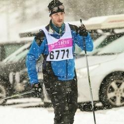 Skiing 90 km - Carl Stefan Nyberg (6771)