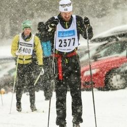 Skiing 90 km - Christoffer Gillberg (2377)