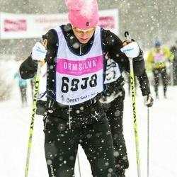 Skiing 90 km - Caroline Ählström (6938)