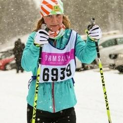 Skiing 90 km - Frida Bjärnlind (6939)