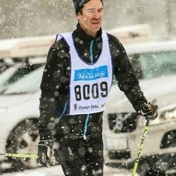 Skiing 90 km - Olof Hedin (8009)