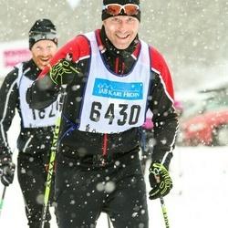 Skiing 90 km - Allan Orheden (6430)