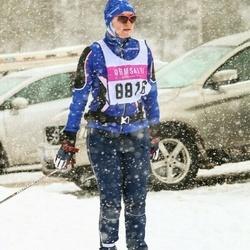 Skiing 90 km - Eva Syversen (8816)