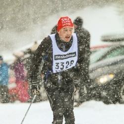 Skiing 90 km - Nils-Christian Olsson (3328)