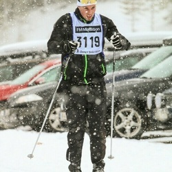 Skiing 90 km - Zebastian Andersson Nämnd (3119)