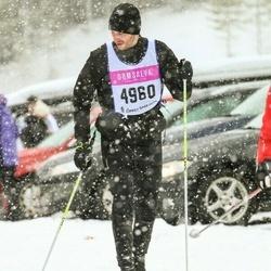 Skiing 90 km - Johan Lundin (4960)