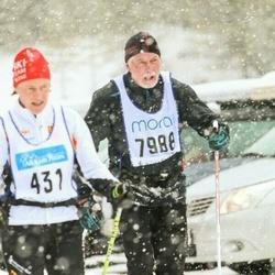 Skiing 90 km - Björn Kjernsvik (7988)