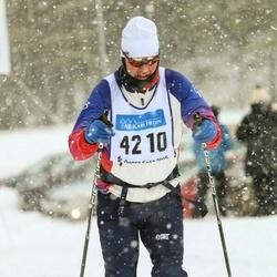 Skiing 90 km - Anders Monsson (4210)