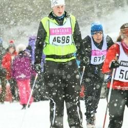 Skiing 90 km - Robert Karlsson (4696)