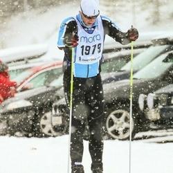 Skiing 90 km - Jan Gerard Vosselman (1979)