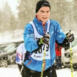 Skiing 90 km - Alexander Åstrand (9049)