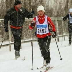 Skiing 90 km - Eva Erkén (2192)