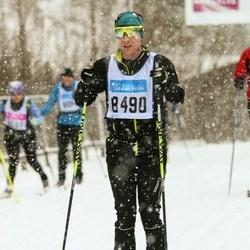 Skiing 90 km - Fredrik Sott Kedestad (8490)