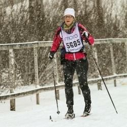 Skiing 90 km - Carolin Karlsson (5685)