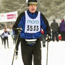 Skiing 90 km - Jan-Åke Bjärkmar (3533)