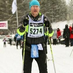 Skiing 90 km - Anders Peterson (5274)