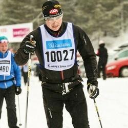 Skiing 90 km - Christian Holmberg (10027)