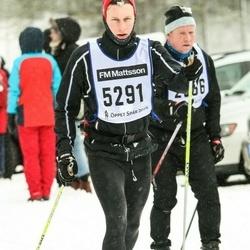 Skiing 90 km - David Sparén Lithner (5291)