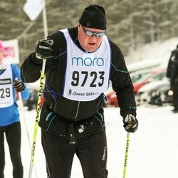 Skiing 90 km - Christer Magnusson (9723)