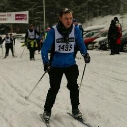 Skiing 90 km - Daniel Skarp (1493)