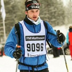 Skiing 90 km - David Nord (9096)