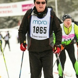 Skiing 90 km - Holger Jonasson (1865)