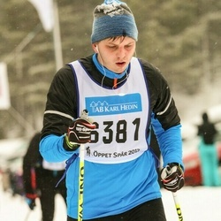 Skiing 90 km - Dennis Andersson (6381)