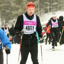 Skiing 90 km - Jens Andersson (4861)