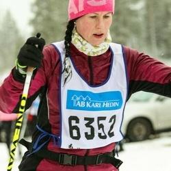 Skiing 90 km - Carina Klattstølen (6352)