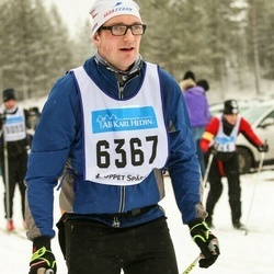 Skiing 90 km - Bjørn Klattstølen (6367)