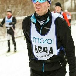 Skiing 90 km - Henrik Nygren (5684)