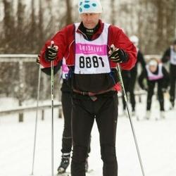 Skiing 90 km - Bosse Larsson (8881)