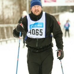 Skiing 90 km - Christofer Ekstrand (4065)