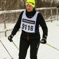 Skiing 90 km - Ann-Louise Svensson (9116)