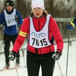 Skiing 90 km - Jenny Blunck (7615)