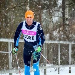 Skiing 90 km - Eirik Sandsten (6950)