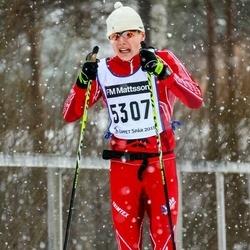 Skiing 90 km - Marcus Nilsson (5307)