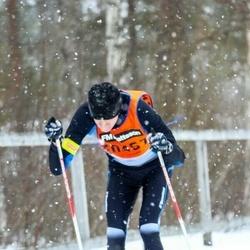 Skiing 90 km - Magnus Andersson (30457)