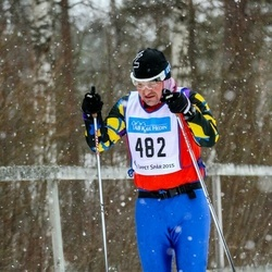 Skiing 90 km - Charlie Isaksson (482)