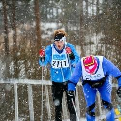 Skiing 90 km - Jonatan Palm (2111)
