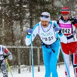 Skiing 90 km - Jos Verest (7932)