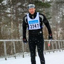 Skiing 90 km - David Karlsson (2141)
