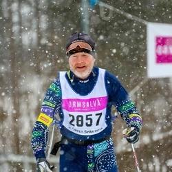 Skiing 90 km - Jan Kvæstad (2857)