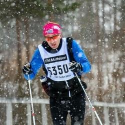 Skiing 90 km - Jonas Eriksson (5350)