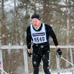 Skiing 90 km - Jan-Olov Eriksson (9346)